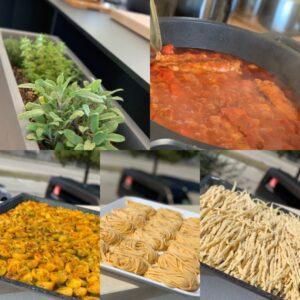 Corso tecnica in cucina nei primi piatti - Luca Montersino