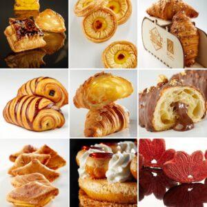 Corso pasta sfoglia e croissant - Luca Montersino