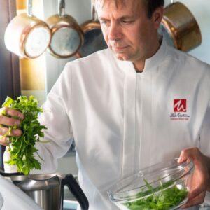 Corso tecnica di cottura delle verdure per piatti gourmet - Luca Montersino