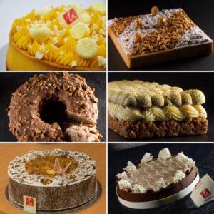 Corso torte da forno innovative - Luca Montersino