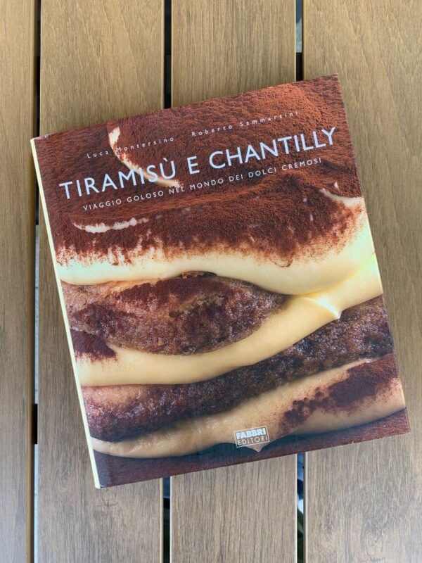 Tiramisù e chantilly - Luca Montersino Srl Contemporary Chef