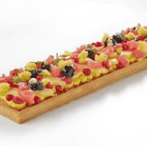 Corso crostata frangipane alle mele e frutta fresca - Luca Montersino