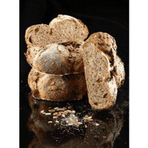 Corso pane ai semi, miele di castagno e cannella - Luca Montersino