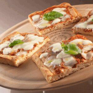 Corso pizza margherita senza glutine - Luca Montersino
