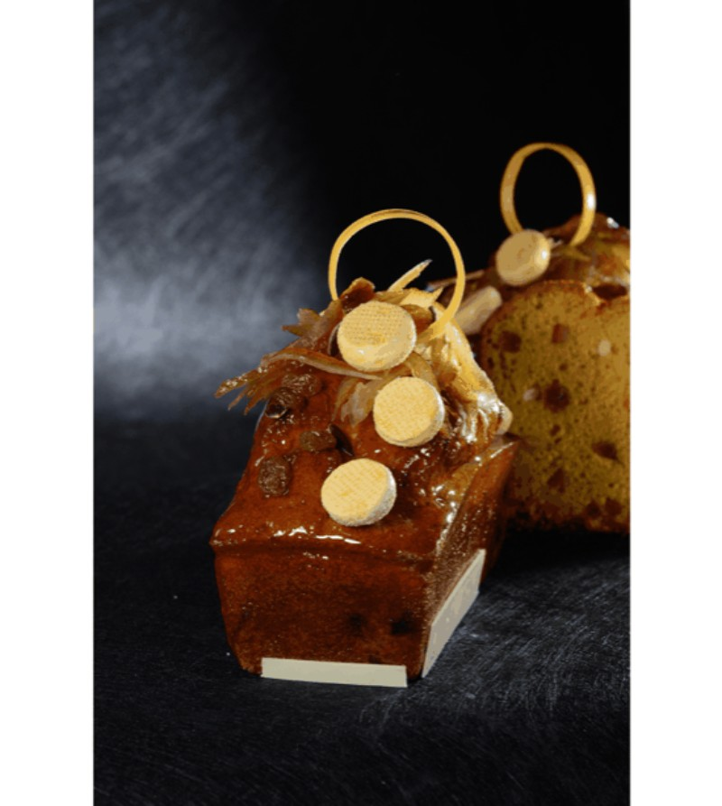 Plumcake classico senza zucchero