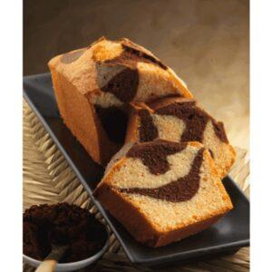 Corso plum-cake variegato al cacao - Luca Montersino