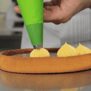 Corso tecnica di realizzazione della pasta frolla per cottura in bianco (per fondi) perfetta - Luca Montersino