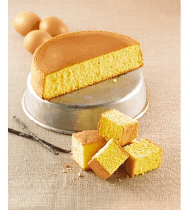 Tecnica di realizzazione di un pan di Spagna perfetto