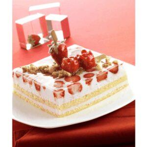 Corso torta giardino di fragole - Luca Montersino