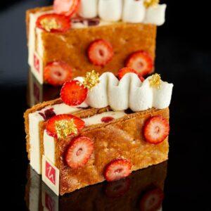 Applicazioni della pasta sfoglia: torte, monoporzioni e mignon a base pasta sfoglia - Luca Montersino Srl Contemporary Chef