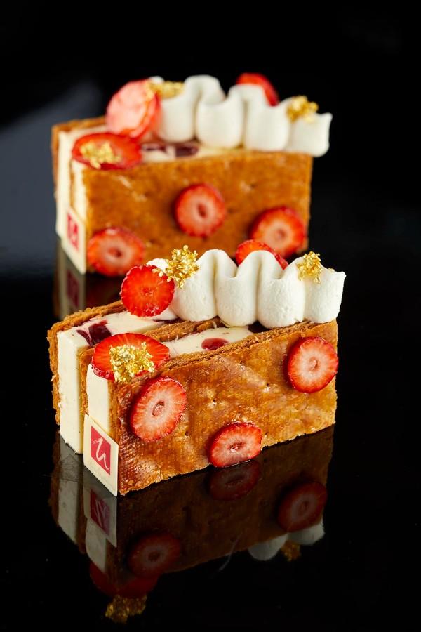 Applicazioni della pasta sfoglia: torte, monoporzioni e mignon a base pasta sfoglia