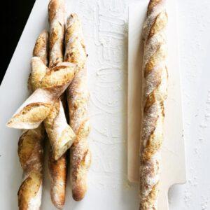 Biga, poolish, e loro applicazioni + pizza in teglia ad alta idratazione gourmet - Luca Montersino Srl Contemporary Chef