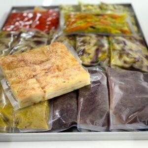Tecnica di cottura delle verdure per piatti gourmet - Luca Montersino Srl Contemporary Chef