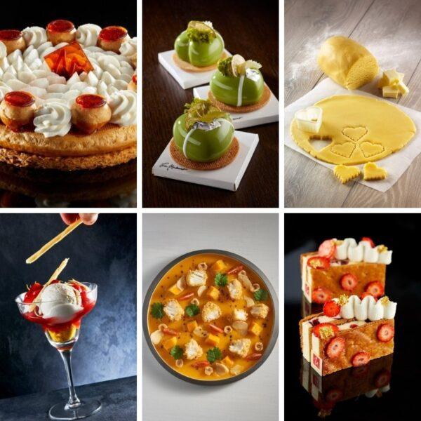 Tutti i corsi di Febbraio, Marzo, Aprile, Maggio, Giugno - Luca Montersino Srl Contemporary Chef