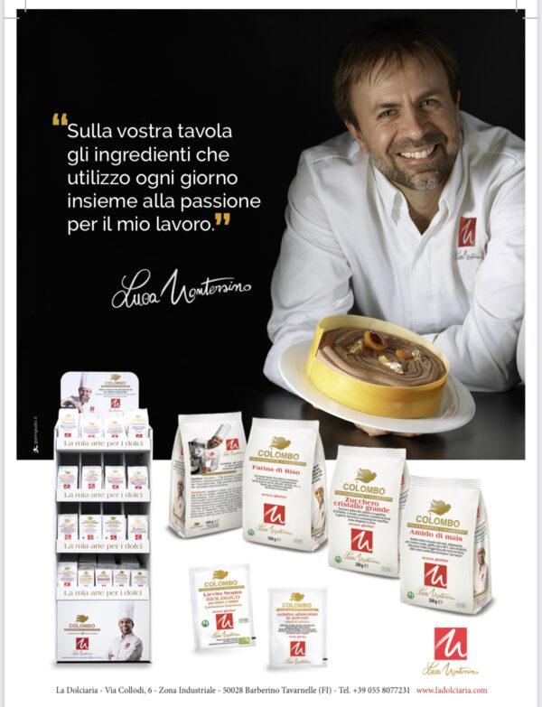 GLI INGREDIENTI - Luca Montersino Srl Contemporary Chef